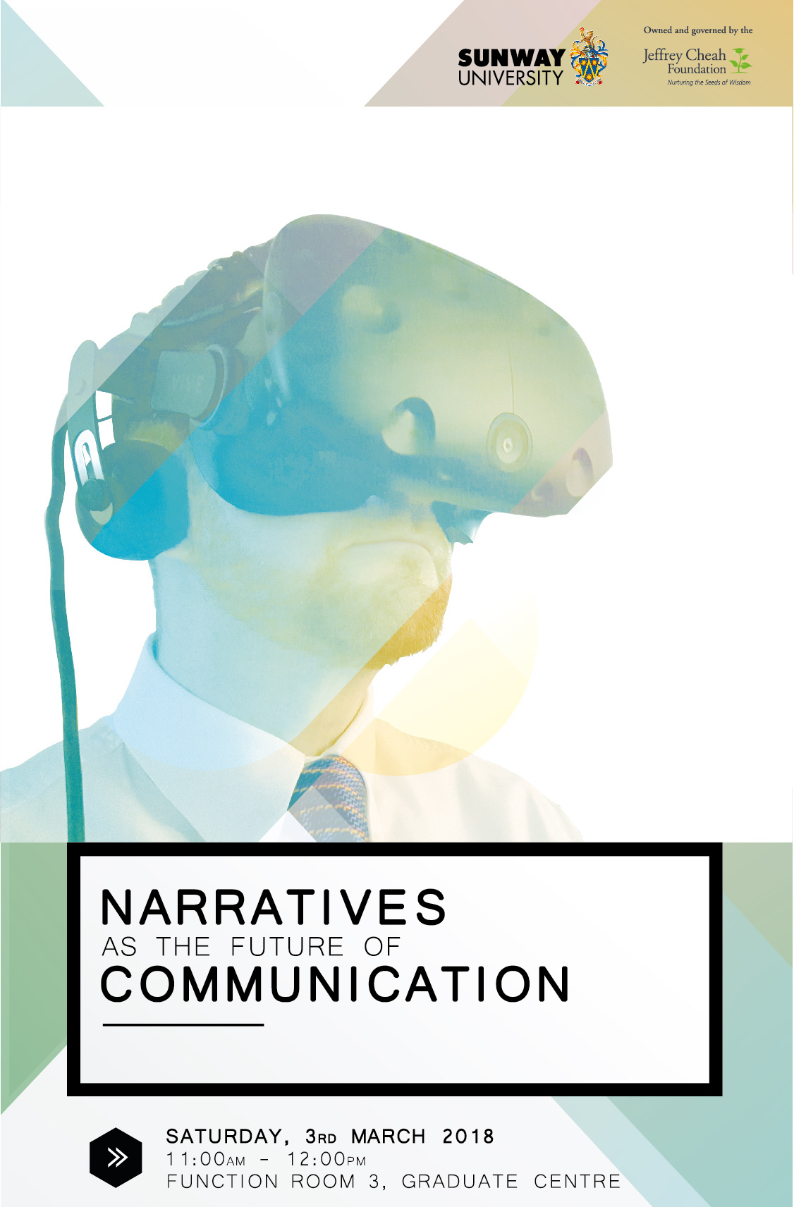 Narratives as the Future of Communication