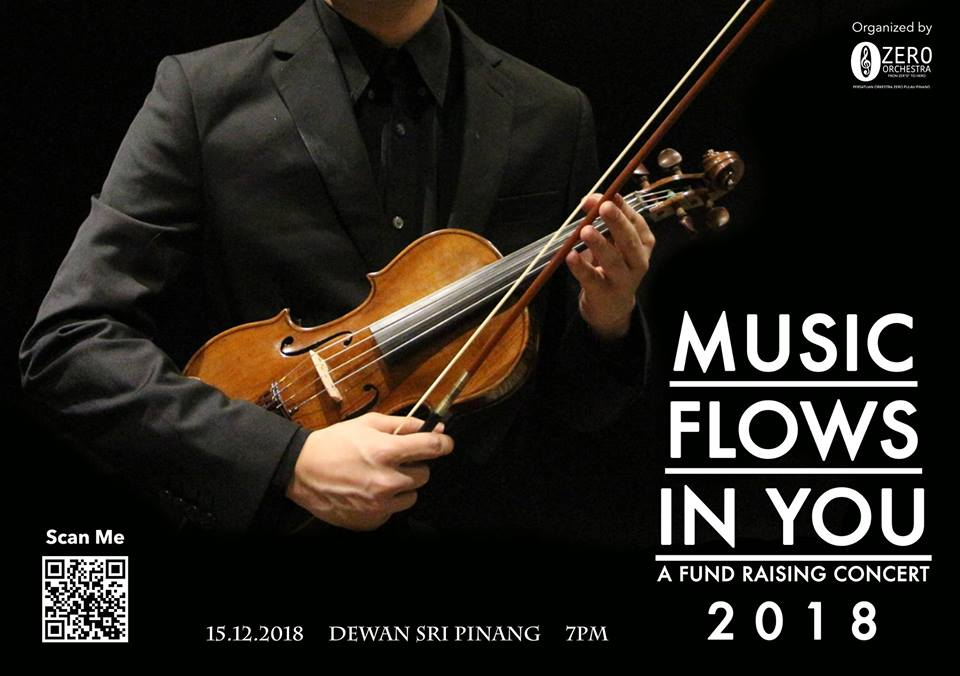 Music Flows In You 2018