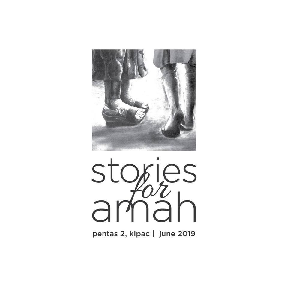 Stories for Amah