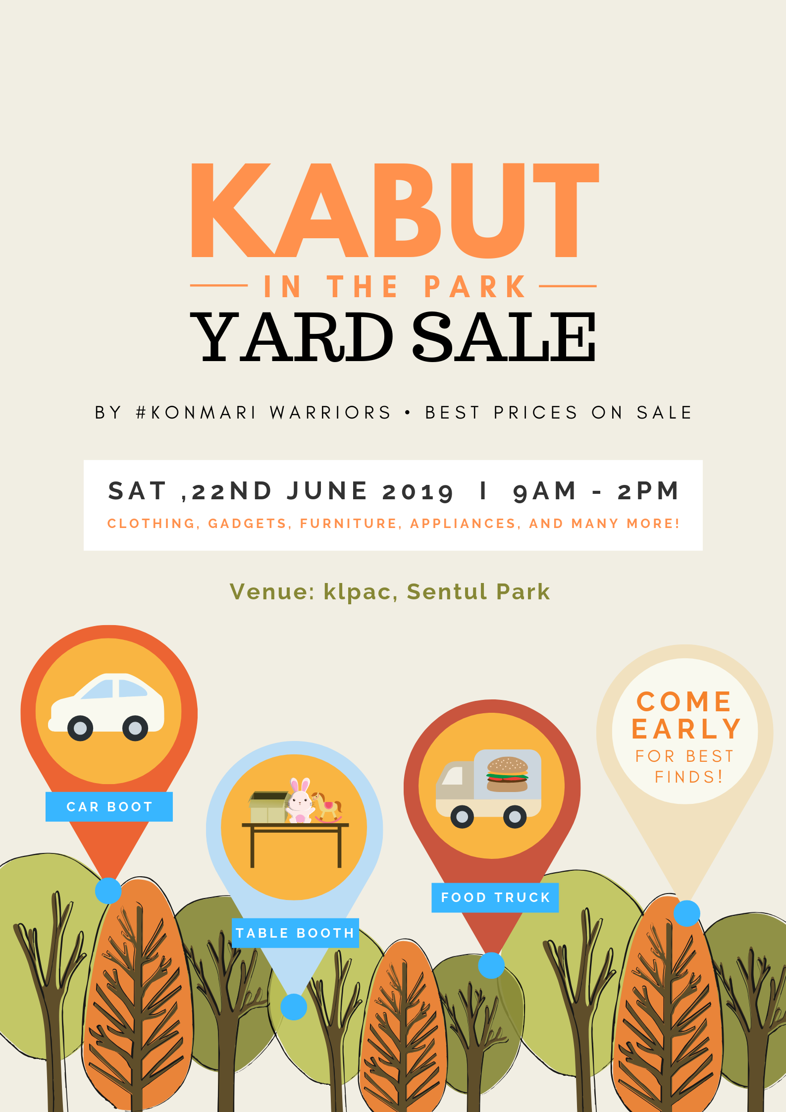 Kabut in the Park 2.0