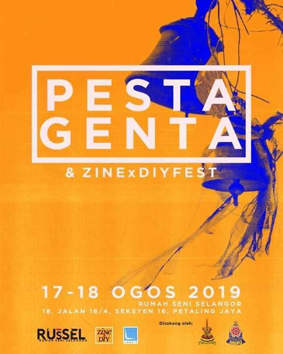 Pesta GENTA x Zine DIY Fest 2019