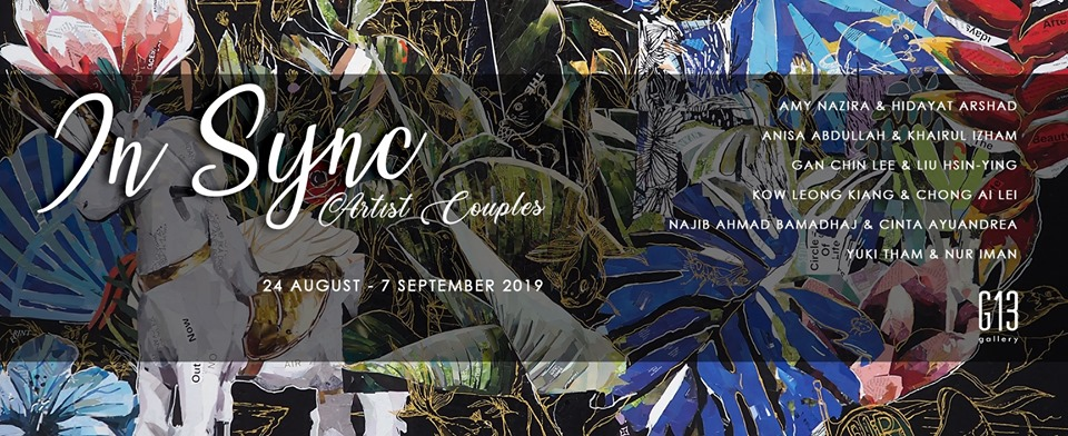 `In Sync: Artist Couples', group exhibition