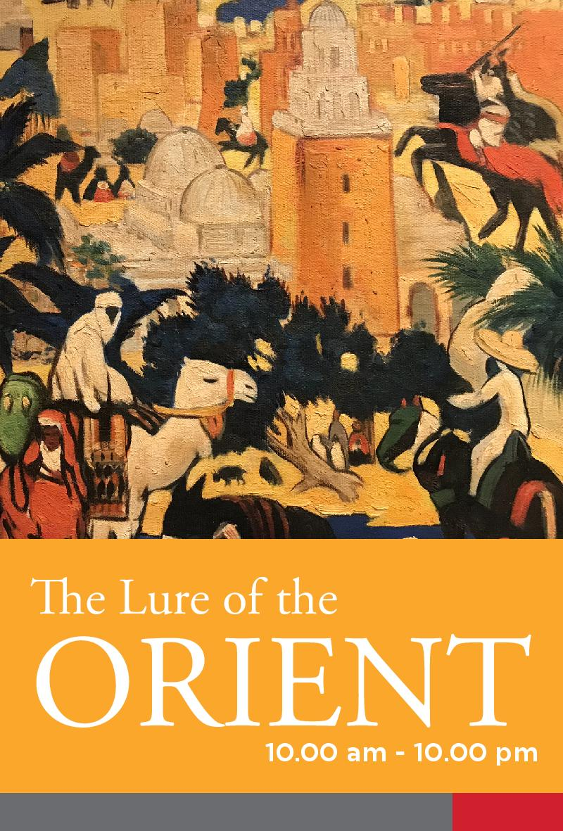The Lure of the Orient