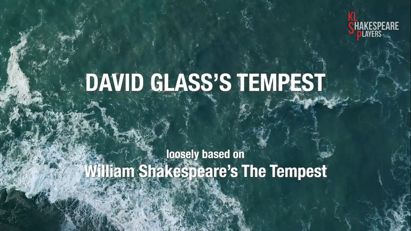 David Glass's Tempest (Restage)