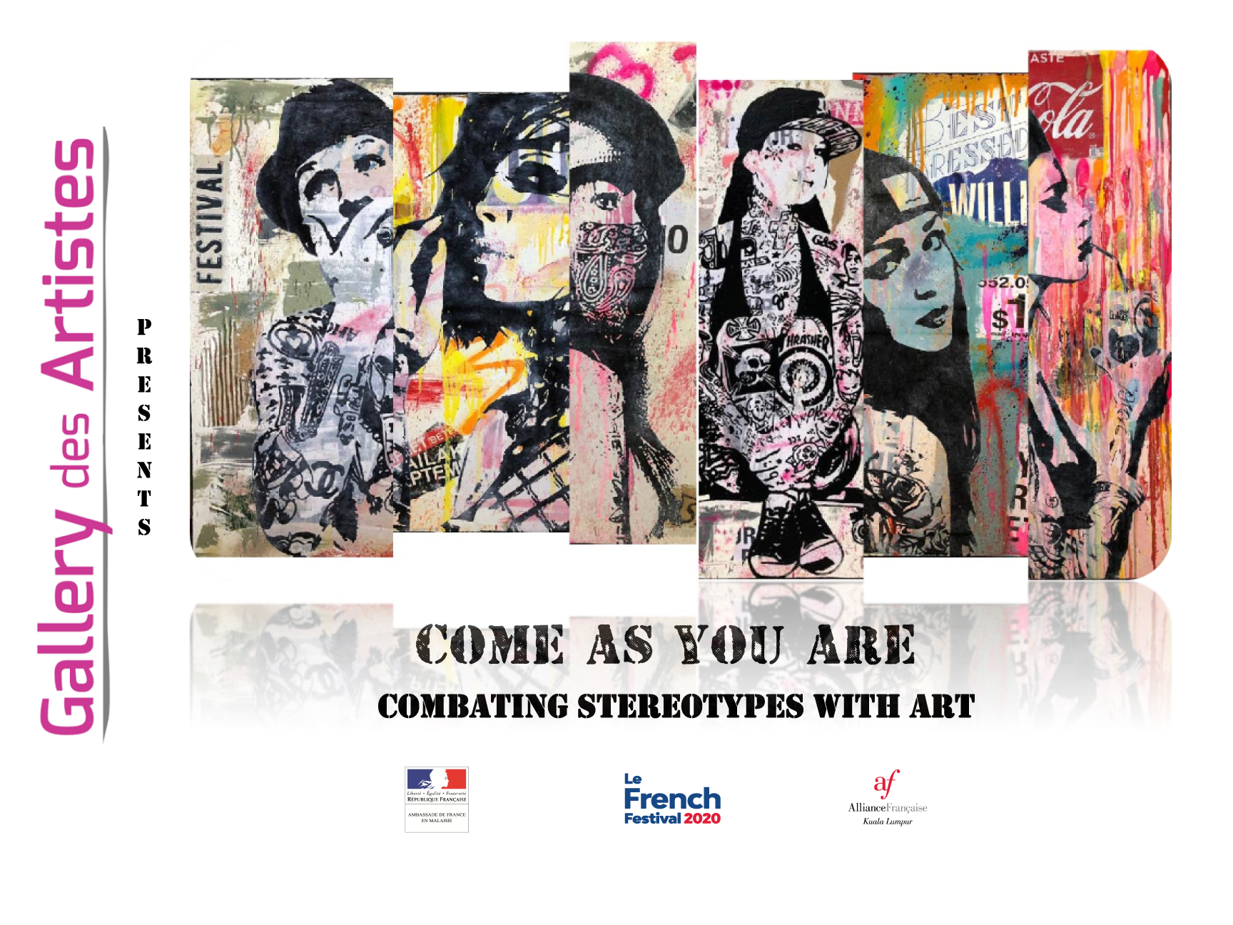 Come As You Are - Combating Stereotypes with Art