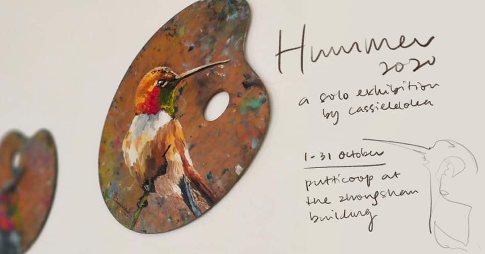 Hummer: A Solo Exhibition by Cassielelolea